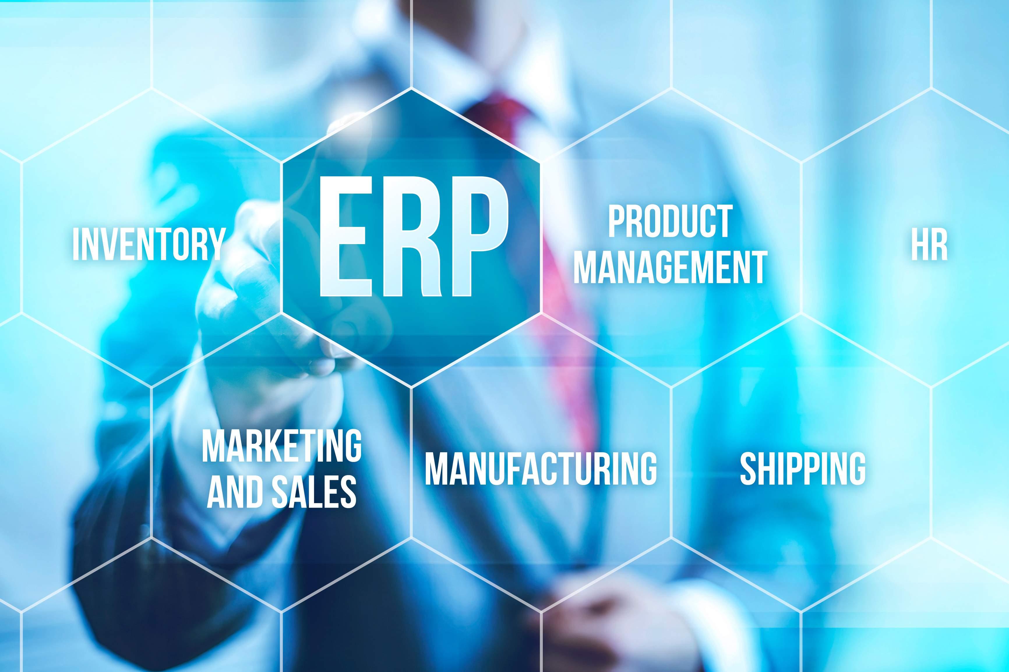 ( Enterprise Resource Planning ( ERP